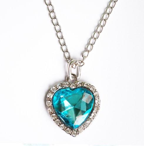 VIPhair.cz - Náhrdelník Swarovski Elements - TITANIC srdce oceánu ... 4d8e6e3e8ae