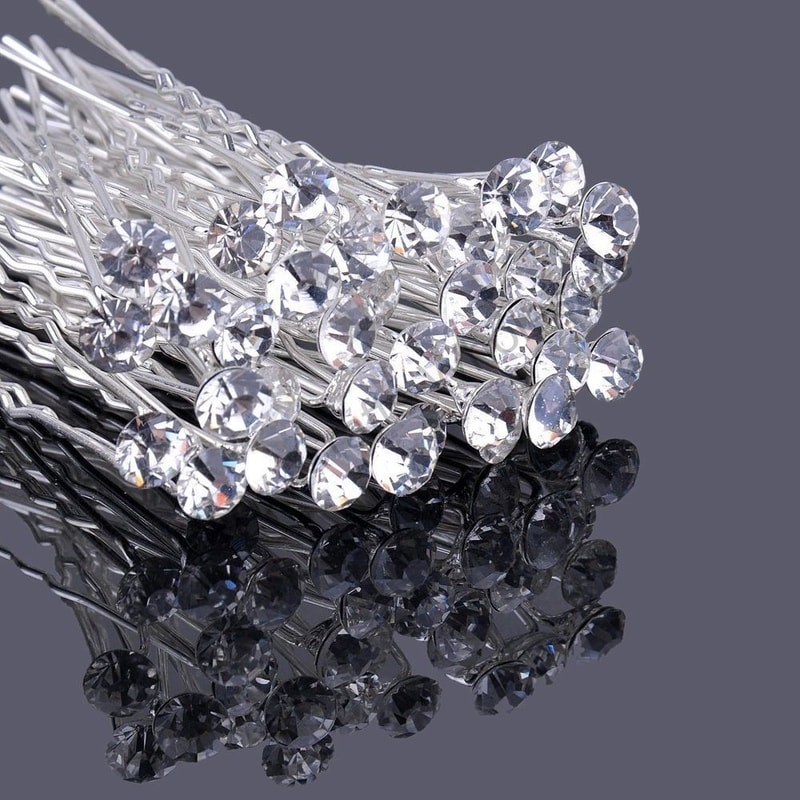 b532cadb437 VIPhair.cz - Vlásenky do vlasů s krystaly - SVATEBNÍ A PLESOVÉ DOPLŇKY